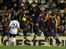 «Барселона» обыграет «Валенсию», хотя после первого тура не слишком впечатляла