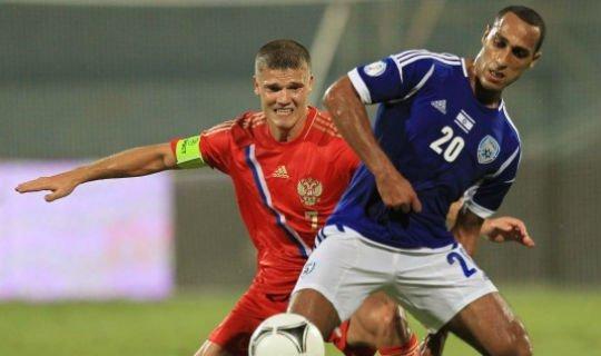 Россияне могут оступиться в матче с Израилем