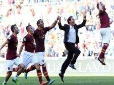 «Рома» не знает горечи поражения на протяжении 11 матчей в чемпионате страны