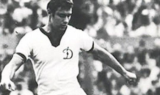 Бышовец прославился как игрок сборной СССР и киевского «Динамо»