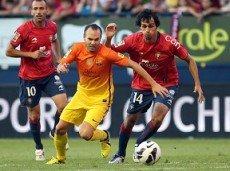 Каталонский клуб одержит девятую победу кряду, но не сумеет сохранить ворота в неприкосновенности