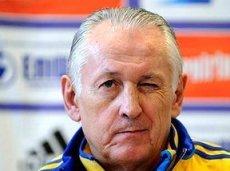 Михаил Фоменко гарантировал сборной Украины как минимум стыковые матчи