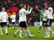 Выступления Германии в квалификации многим показались убедительными