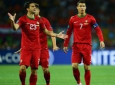 Игра Португалии в квалификации была далека от блестящей