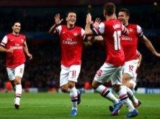 «Арсенал» у себя дома не оставит немцам ни единого шанса