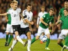 Хозяева матча не оставят Ирландии ни малейшего шанса