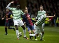 «Селтик» проиграет в матче-повторении прошлой Лиги чемпионов, но отстоит первый тайм