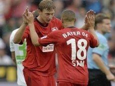 «Байер» выиграл в последних семи домашних матчах на групповом этапе Лиги чемпионов
