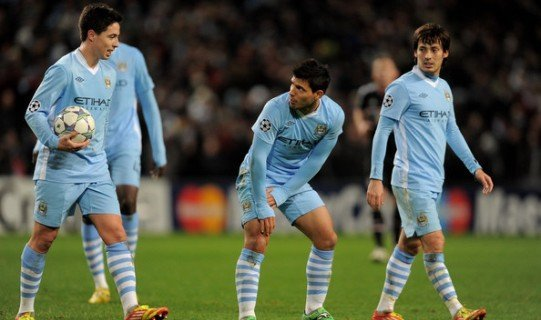 «Манчестер Сити» победит в результативном матче