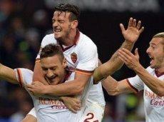 «Рома» способна выиграть Серию А