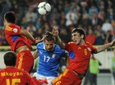 Армения не будет статистом в игре против Италии