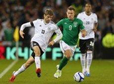 Немцы устроят разгром Ирландии