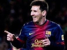 Месси забил 25 голов в последних 22 матчах в Лиге чемпионов