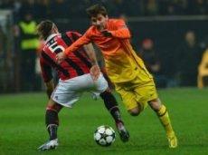 «Милан» и «Барса» знают, как забивать в концовках встреч