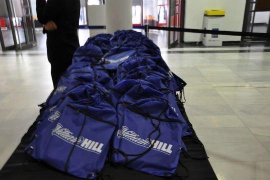 William Hill не оставил участников конференции без подарков