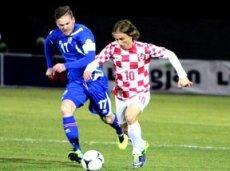 Исландия проиграет Хорватом в Загребе