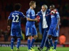 «Челси» уничтожит «сорок»