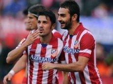 «Атлетико» разгромит «Аустрию»