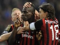 Серия матчей «Милана» без побед затянулась
