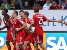 «Бавария» непременно забивает хотя бы один гол в Бундеслиге на протяжении 49 матчей