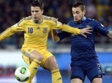 сборная Украины устоит в Париже