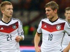 Германия и Англия повеселят во втором тайме