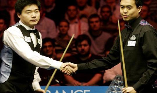 Дин Джуньху выиграет у Марко Фу в финале с разницей от 3 фреймов