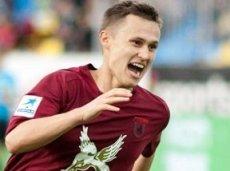 В этом сезоне Рязанцев сыграл в 12 матчах РФПЛ, забив 2 гола