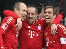 «Бавария» продолжить лидировать в чемпионате и после визита в Зинсхайм