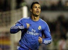 Криштиану Роналду забил семь голов в трех играх нынешнего розыгрыша Лиги чемпионов