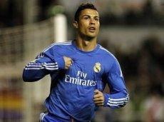 Криштиану Роналду забил в каждом из трех матчей против «Реала Сосьедада» в Ла Лиге на «Сантьяго Бернабеу»