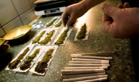 Деньги от продажи марихуаны также отмываются с помощью автоматов FOBT