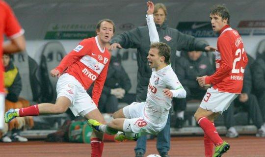 «Спартак» и «Локомотив» встретятся в матче тура