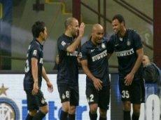 «Интер» забил 36 голов в 16 матчах Серии А