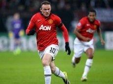 На счету Уэйна Руни 149 голов в Премьер-лиге за «Манчестер Юнайтед»