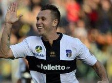 Антонио Кассано в прошлом туре забил свой 100-й гол в Серии А