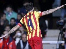«Барселона» выиграла всего в трех из последних девяти матчей в Лиге чемпионов