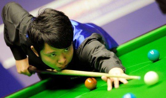 Аньда Чжан выиграет матч