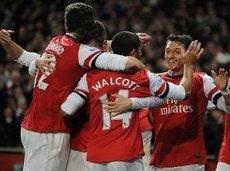 Последний раз «Арсенал» не мог выиграть на протяжении трех матчей в январе 2013 года