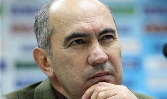 """Курбан Бердыев покинул казанский """"Рубин"""""""