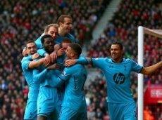 «Шпоры» пропустили хотя бы один гол в каждой из предыдущих 8 игр в Премьер-лиге