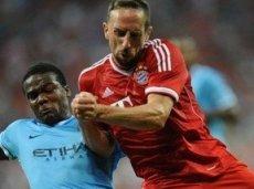 «Бавария» разберется с «Манчестер Сити»