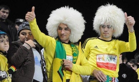 «Анжи» забил всего три гола в нынешнем розыгрыше ЛЕ