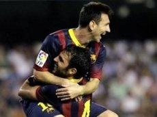 Каталонский клуб вполне может опять пропустить еще в первом тайме