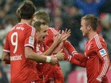 «Бавария» не проигрывала в 26 последних матчах на выезде