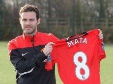 Мата удачно дебютирует за «Манчестер Юнайтед»