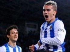 «Реал Сосьедад» выиграл в двух дерби с «Атлетиком» кряду в чемпионате