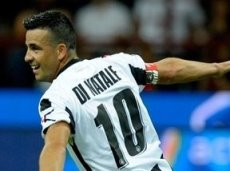 Антонио Ди Натале забил шесть голов в шести последних матчах против «Сампдории» в Серии А