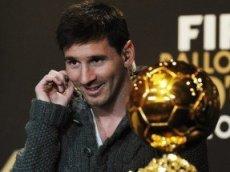 Месси получит следующий «Золотой мяч»