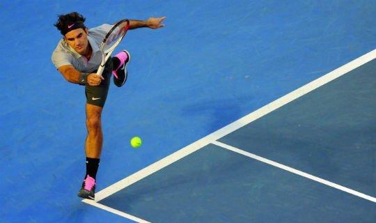 Федерер выиграет у Габашвили